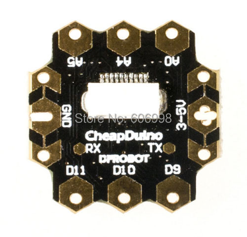 5pcs/lot Minimum For Arduino Controller Development Board Cheapduino