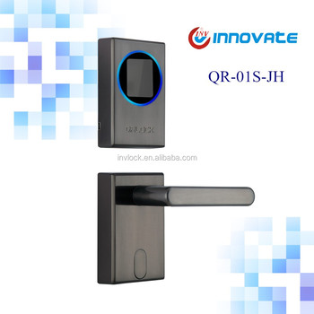 Original Technology Qr Code Door Lock With Mobile Control System