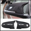 M Look Carbon Fiber Rearview Side Door Mirror Cover for 3 Series F30 F31 GT F34