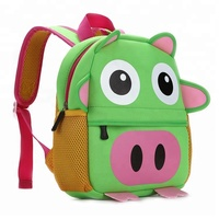 Wholesale cheap Anti-lost shoulder school backpack bag for kids