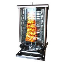 Electric heating doner kebab machine/electric doner kebab machine/electric doner grill machine