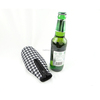 330ML neoprene beer bottle cooler with zipper