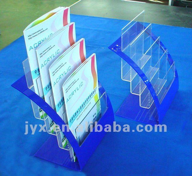 Hot Sale Fashionable Acrylic Flyer Stand - Buy Flyer Stand,Acrylic ...