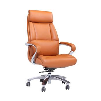 Leather Office Chair Ys1522a High Back Italian Executive