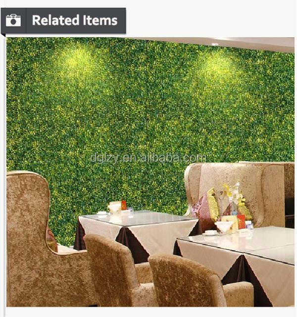 murales d coratives morceaux art mural plante artificielle artificielle mur vert fleurs. Black Bedroom Furniture Sets. Home Design Ideas
