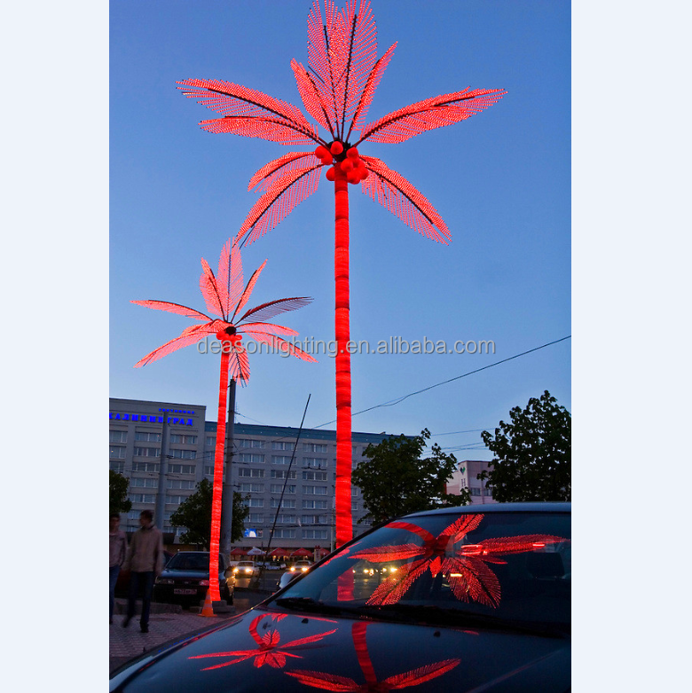 Decorative Indoor Light Up Palm Tree Supplieranufacturers At Alibaba