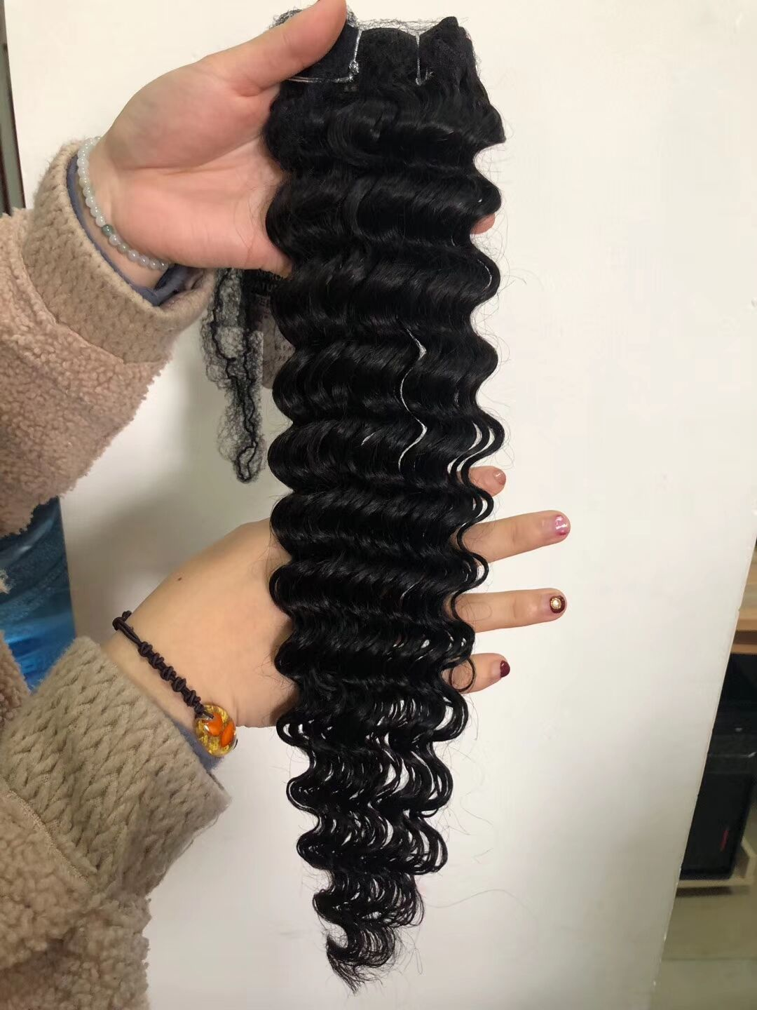 Wholesale Cuticle Aligned Virgin Remy Human Hair Bundles, Cheap Remy Hair Extension