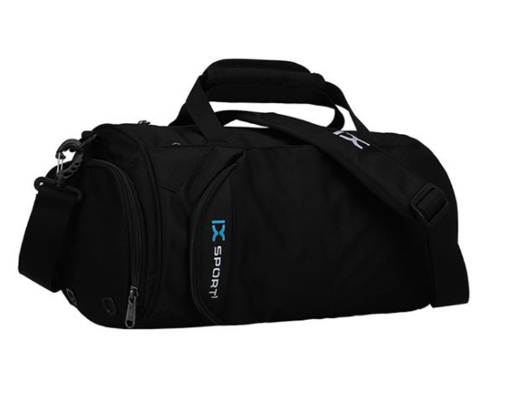 Large Capacity Travel Bag Waterproof Sport Gym Travel Duffel Bag With Shoe Compartment