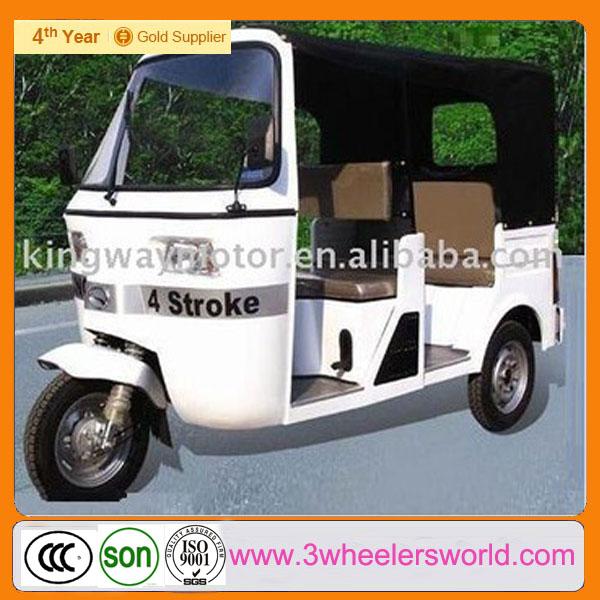 150cc water cooled piaggio ape indian bajaj passenger tricycle,tvs