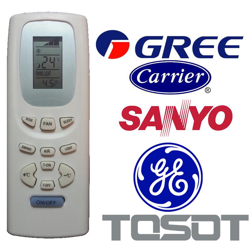Gree Air Conditioner Remote Control Y512 Manual