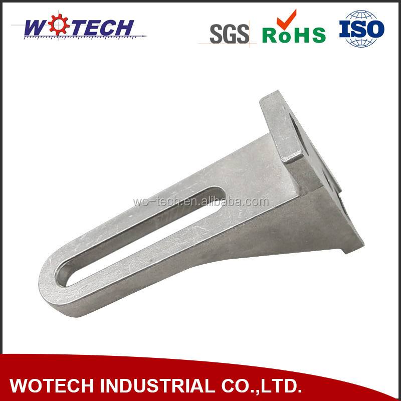 aluminum die casting part for fence