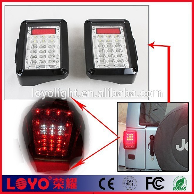 China Suppliers Rear Fog Lamp For Jeep Wrangler Jk,Led Signal Lamp ...