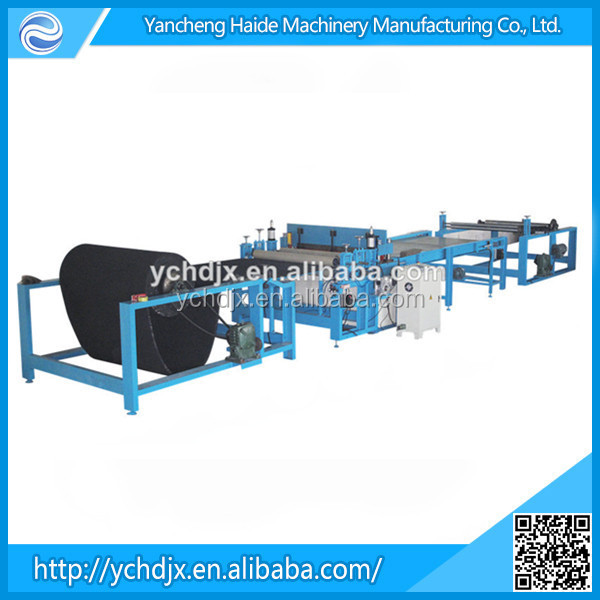 sponge machine foam cutting machine for foam making factory low price from china manufactory