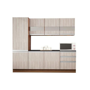 Foshan factory custom made hotel project mini kitchenette sets