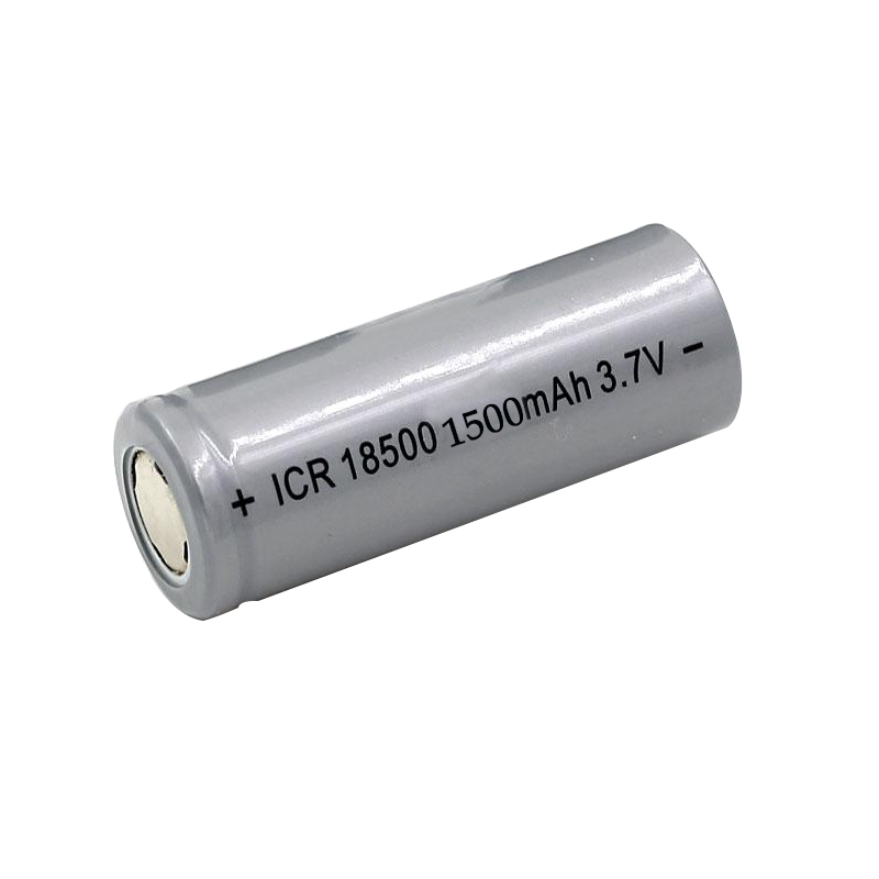 Low self discharge 3.7V 1500mah lithium ion battery with bms