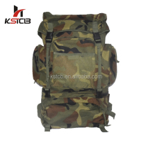High quality durable army military hunting tactical backpack with lacing system