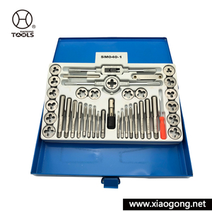 Internal or External Thread Cutting Tools 40pcs Tap and Die Set Supplier