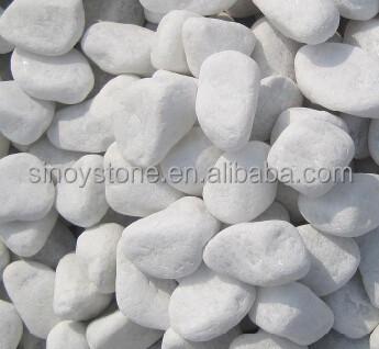 Flat Pebble Wash Flooring Natural Stone