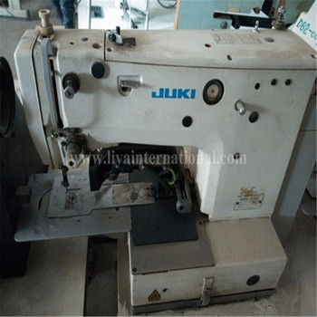 Used Second Hand 2nd Hand Juki Ams-206b Pattern Sewing Machine ...