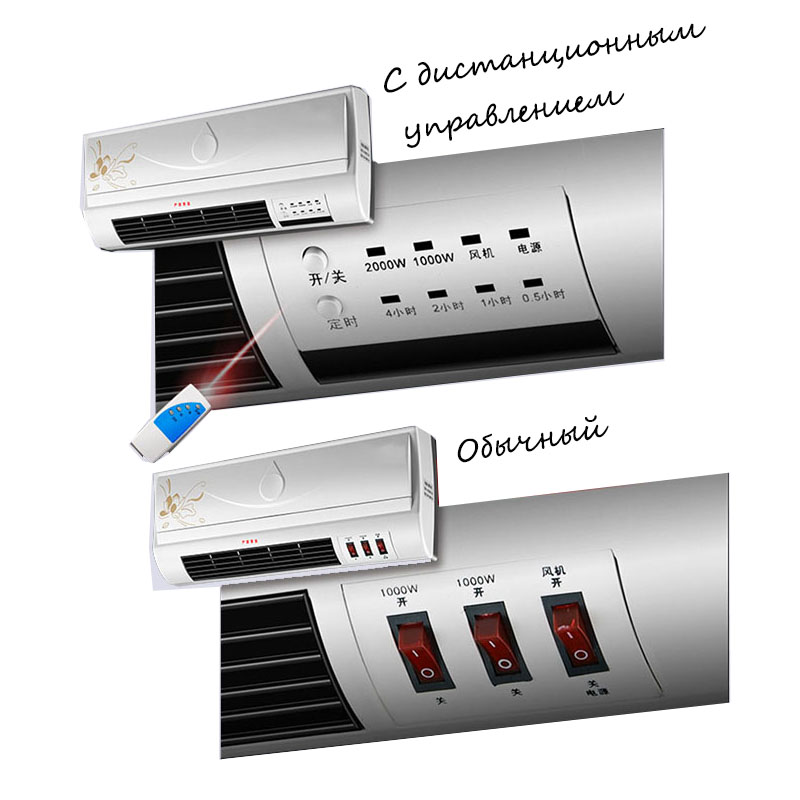 Wall mounted electric heatersbath home dual heating wall - Electric wall mounted heaters for bathrooms ...