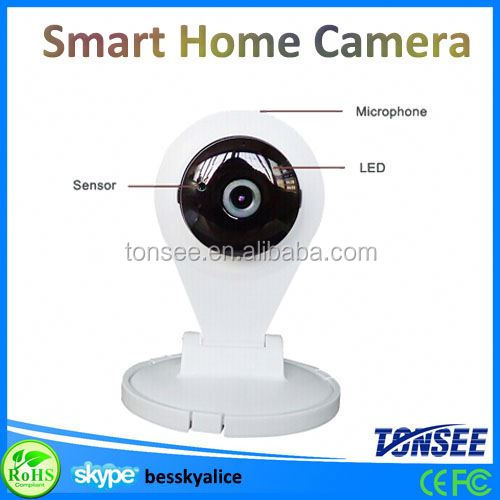 skype wireless baby care camera camara espia baby monitor flower camera