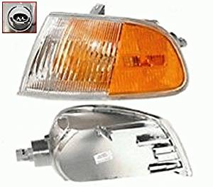 Discount Starter and Alternator HO2530115 Honda Civic Parking Light Lamp Turn Signal Side Marker Driver Side
