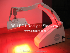 LED phototherapy lamp system LED phototherapy for full body skin care