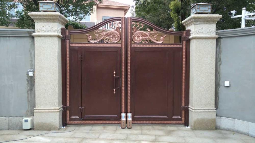 Main House Garden Flower Design Nigeria Iron Gate Door ...