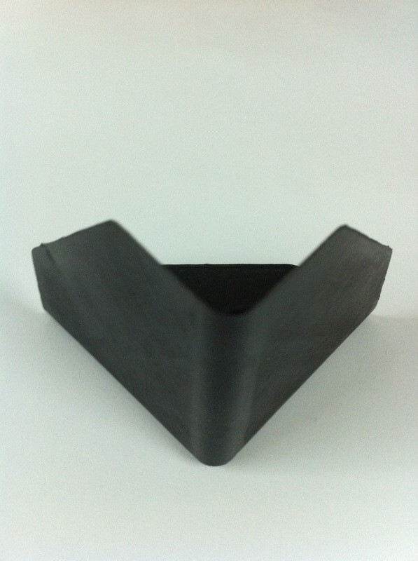 Triangle Three Side Plastic Corner Guard Plastic Edge