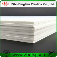 5mm Polystyrene Rigid High Extruded Fire Retardant PVC Foam Board
