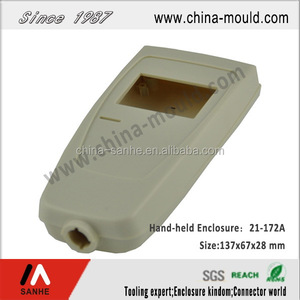 Sanhe Plastic electronic hand-held enclosure with window