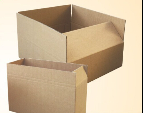 Customized dimensions acceptable rectangular carton packaging box foldable kraft paper box