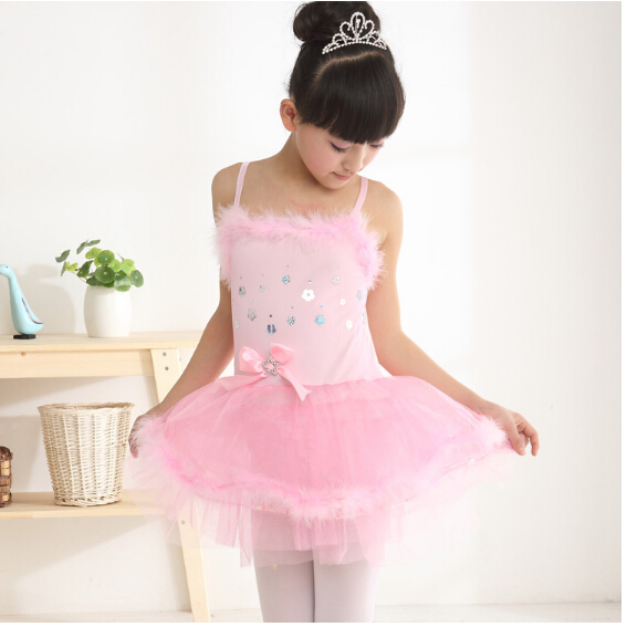 ddbd3e0a0 Buy 2015 Girls Ballerina Ballet Dress For Children Girls Dance ...