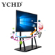 tempered glass whiteboard open frame lcd used touch screen monitor