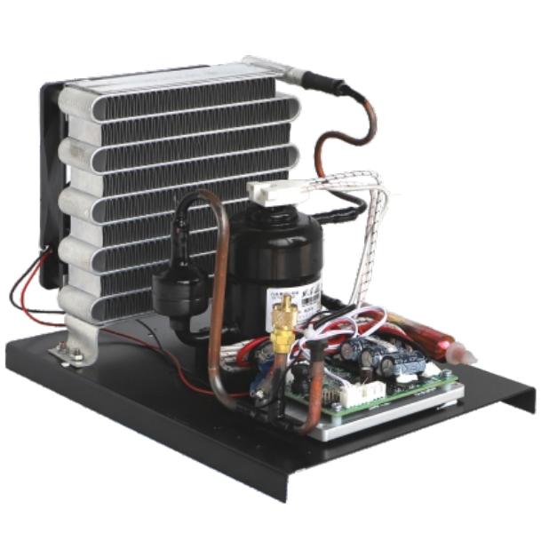 12vdc Mini Compressor Condensing Unit With Micro Channel Condenser Buy Mini Refrigeration Unit Refrigeration Condensing Unit Freezer Condensing Units Product On Alibaba Com