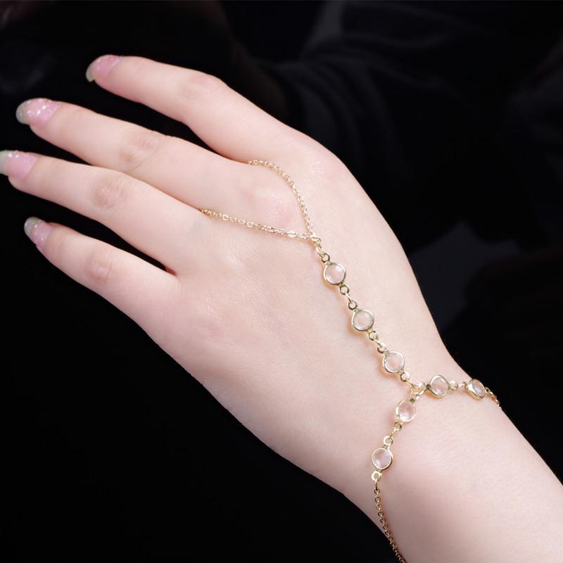 Aliexpress.com : Buy Fashion Celebrity Tassel Bangle Multi ...