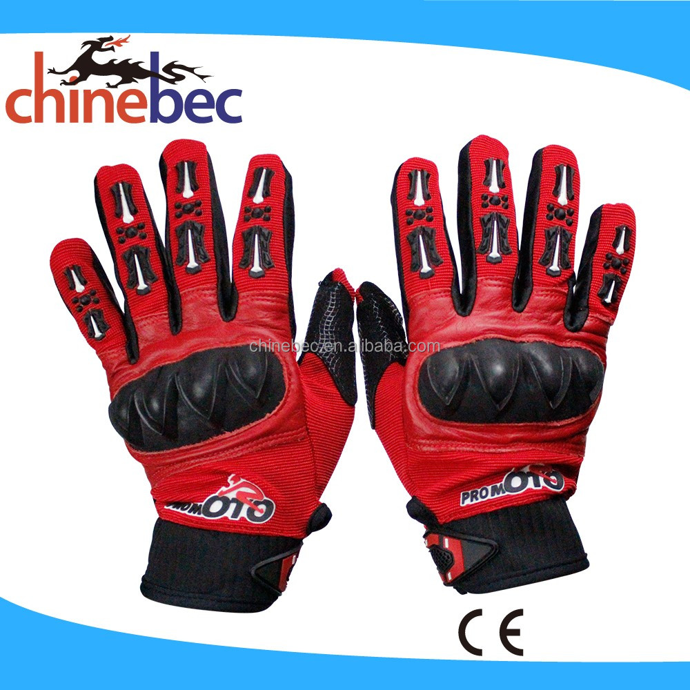 New Design Horse Riding Motorbikes Exercise Gloves