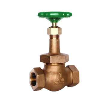 Hattersley Union Bonnet PN40 Rated Bronze Globe Valve with a Stainless Steel Seat and Disc for Higher Pressure