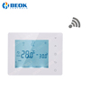 Smart Household Heating System Wireless Gas Boiler Digital Floor Heating Battery Operated Room Thermostat