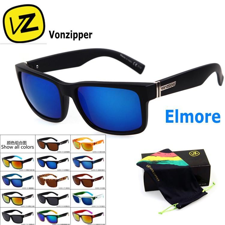 3504e79b81 Von Zipper Elmore Sunglasses Made In China