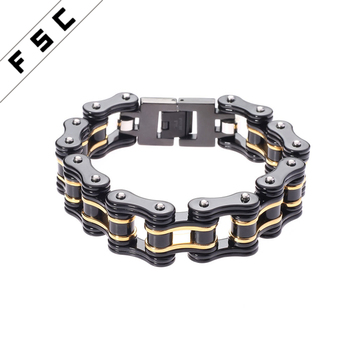 Stainless Steel Motorcycle Bike Chain
