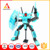 kids game toys building blocks toys for Fighting robots