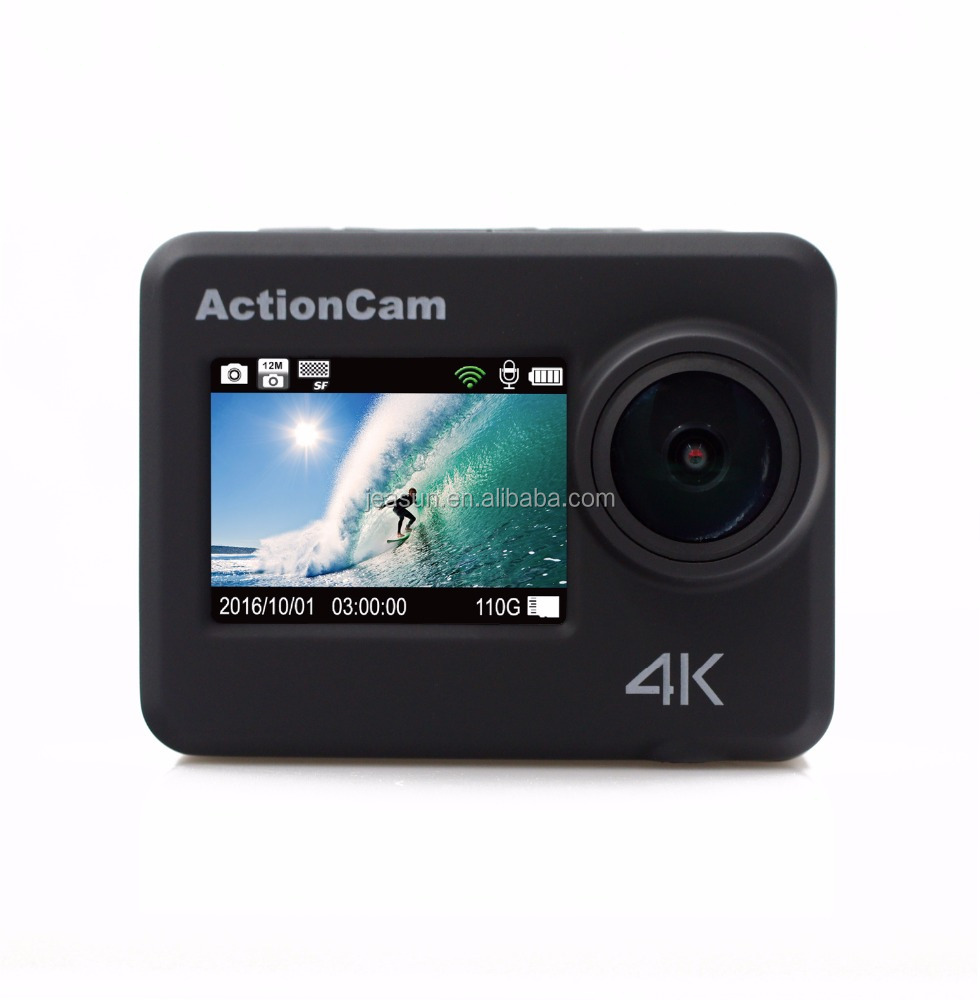 4K UHD 1080p Sport Head Cams For Action Shots