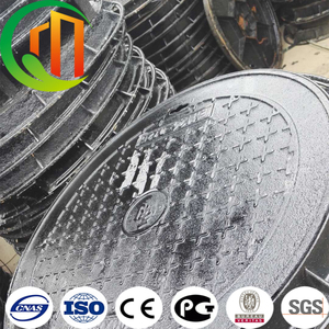 Manufacturer Professional,Customized Per Drawing From Professional Factory Price Cast Iron Manhole Covers,Septic Tank Cover