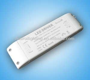 ETL dimmable MR16 LED driver,12V constant voltage led driver,2200MA 33W led driver