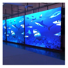 Hoge Resolutie Vaste Reclame Board LED Wall Panel Scherm Indoor Led Display