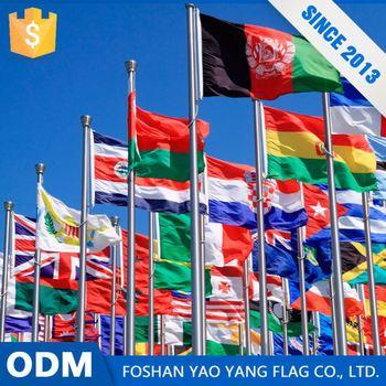 Banderas del mundo con nombre