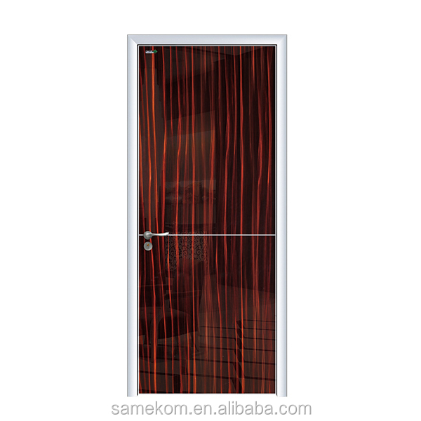 High Quality Office Entry Wooden Doors