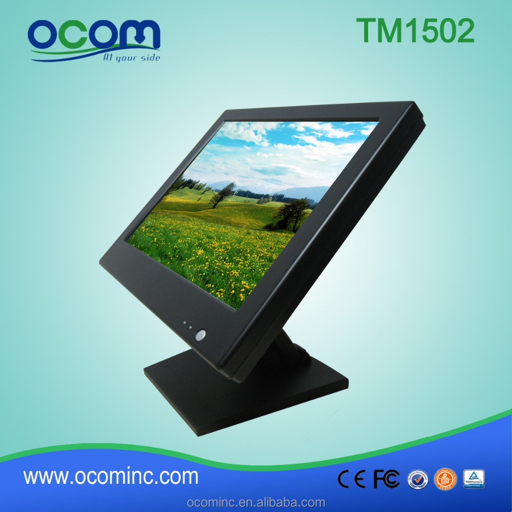 Table Lcd Computer Touch Monitor 12V
