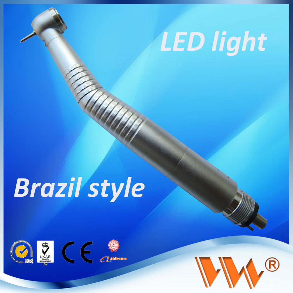 led light medical handpiece dental high speed handpiece impeller